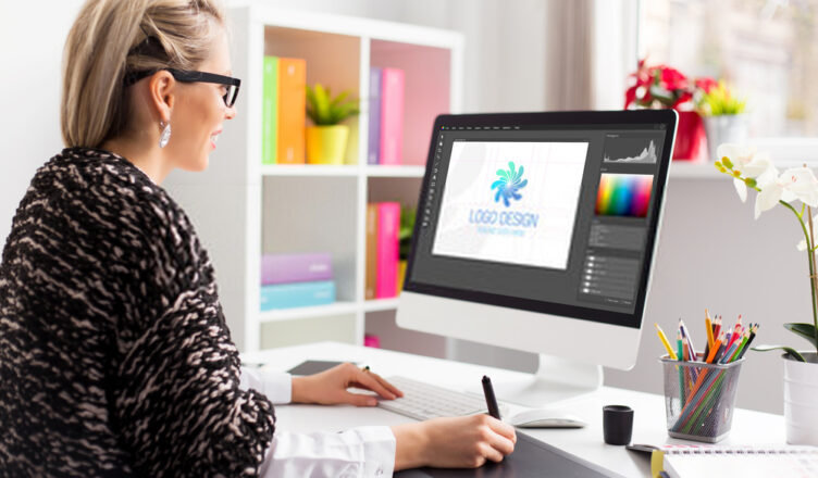 What is better for logos Photoshop or Illustrator?