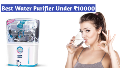 Top 4 best water purifier under 10000 use for home and office in the Indian market: a must-read for your benefit