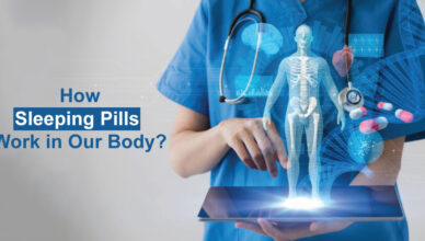 How Sleeping Pills Work in Our Body