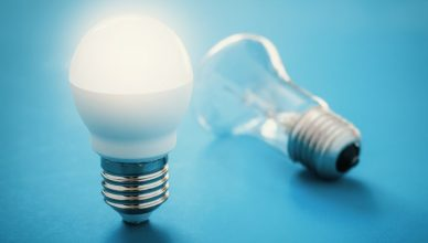 find the right LED lamp